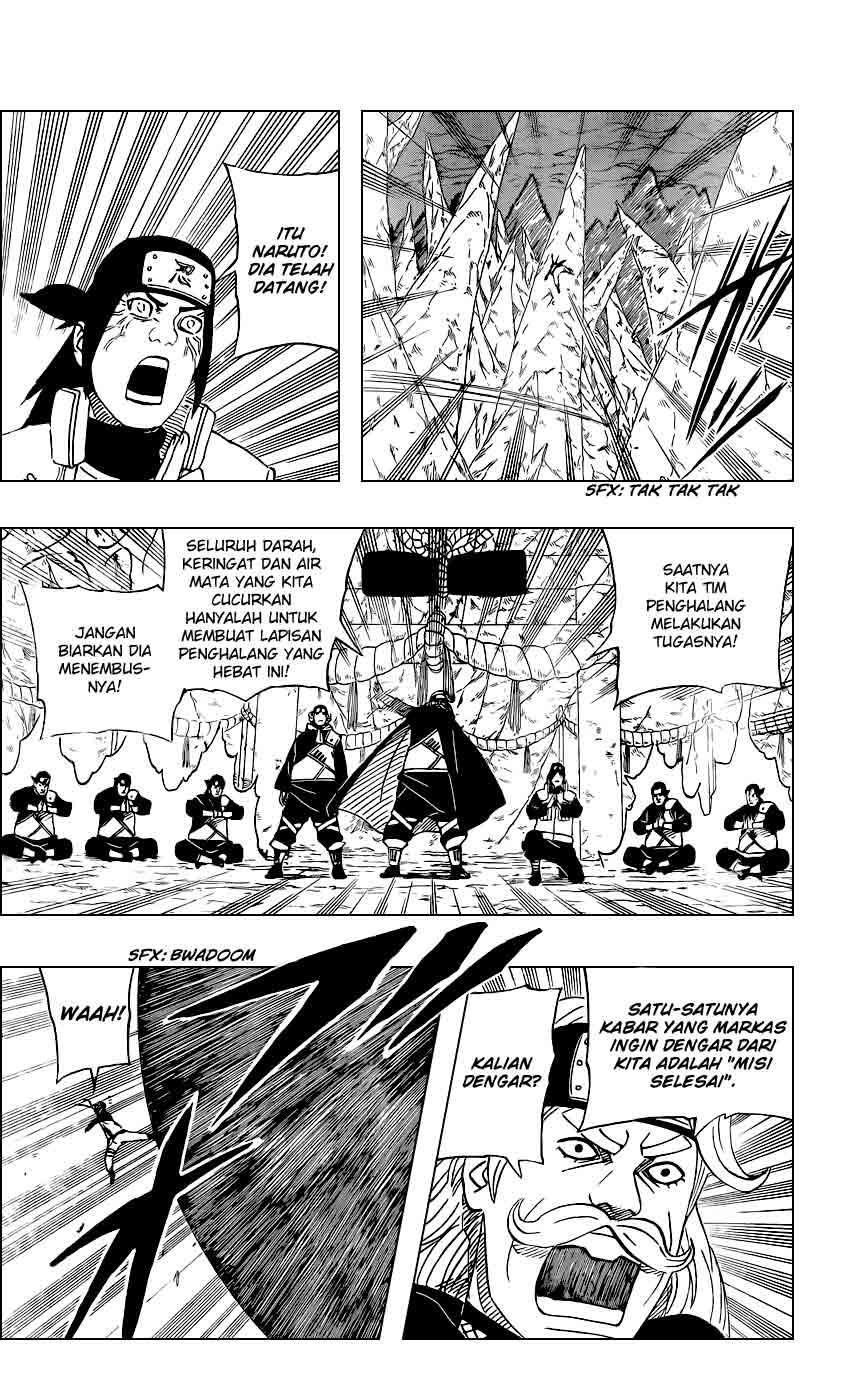 Manga Naruto 536 page 7