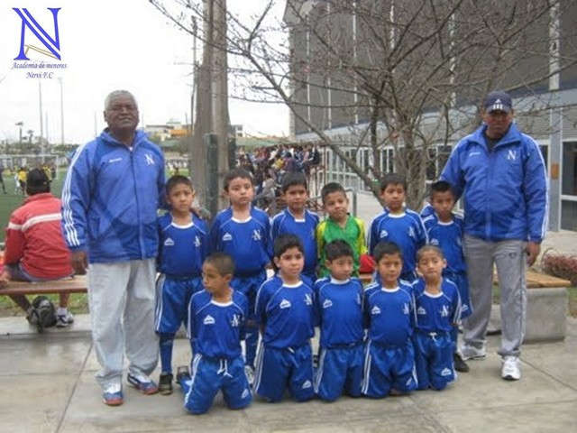 CAMPEONATO AELU JULIO 2010 CAT. 2002