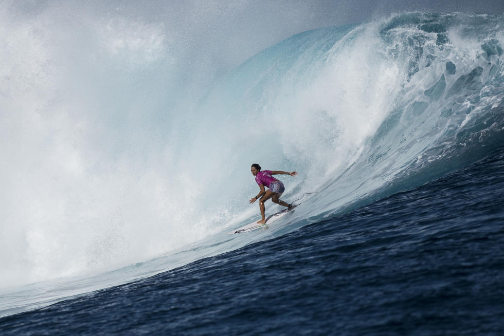 23 Malia Manuel Fiji Womens Pro Fotos WSL  Stephen Robertson