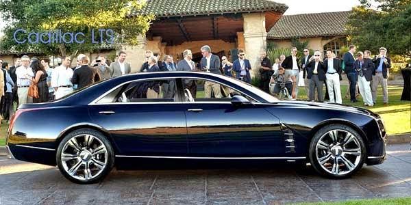 2016 New Cadillac LTS Concept