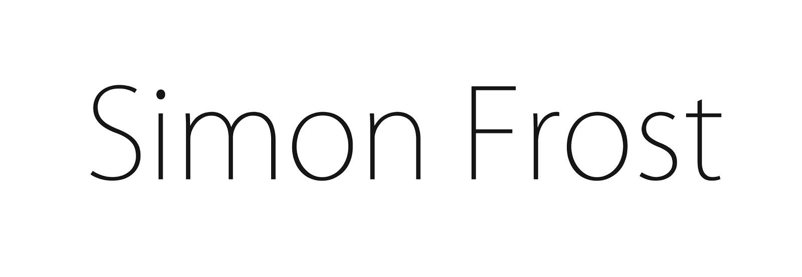 Simon Frost - blog wnętrzarski