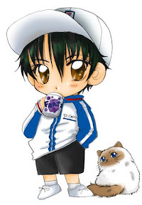 Ryoma Echizen The Prince of Tennis