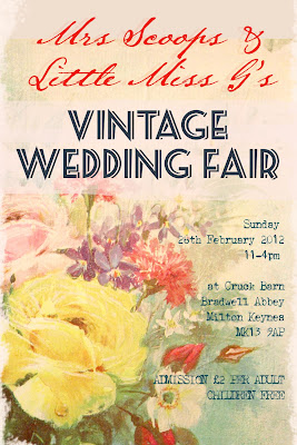 Vintage Wedding Fair 2012