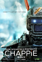 Chappie (2015) BluRay 720p Subtitle Indonesia