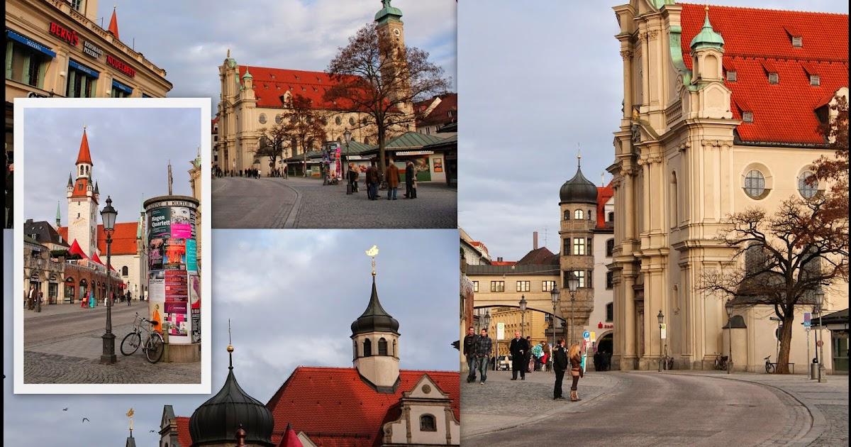 Alma De Viaje Munich Alemania