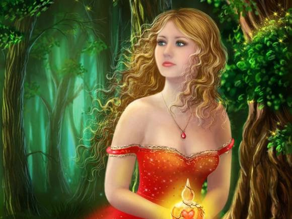 CG Art Wallpaper Alena Lazareva Artwork 07