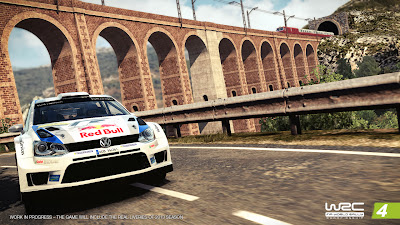 Free Download WRC 4 FIA WORLD RALLY CHAMPIONSHIP For PC Game