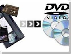 Passaggi VHS in DVD