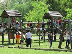 CAMPAMENTO 2º Y 3º - 2012 - DÍA 1