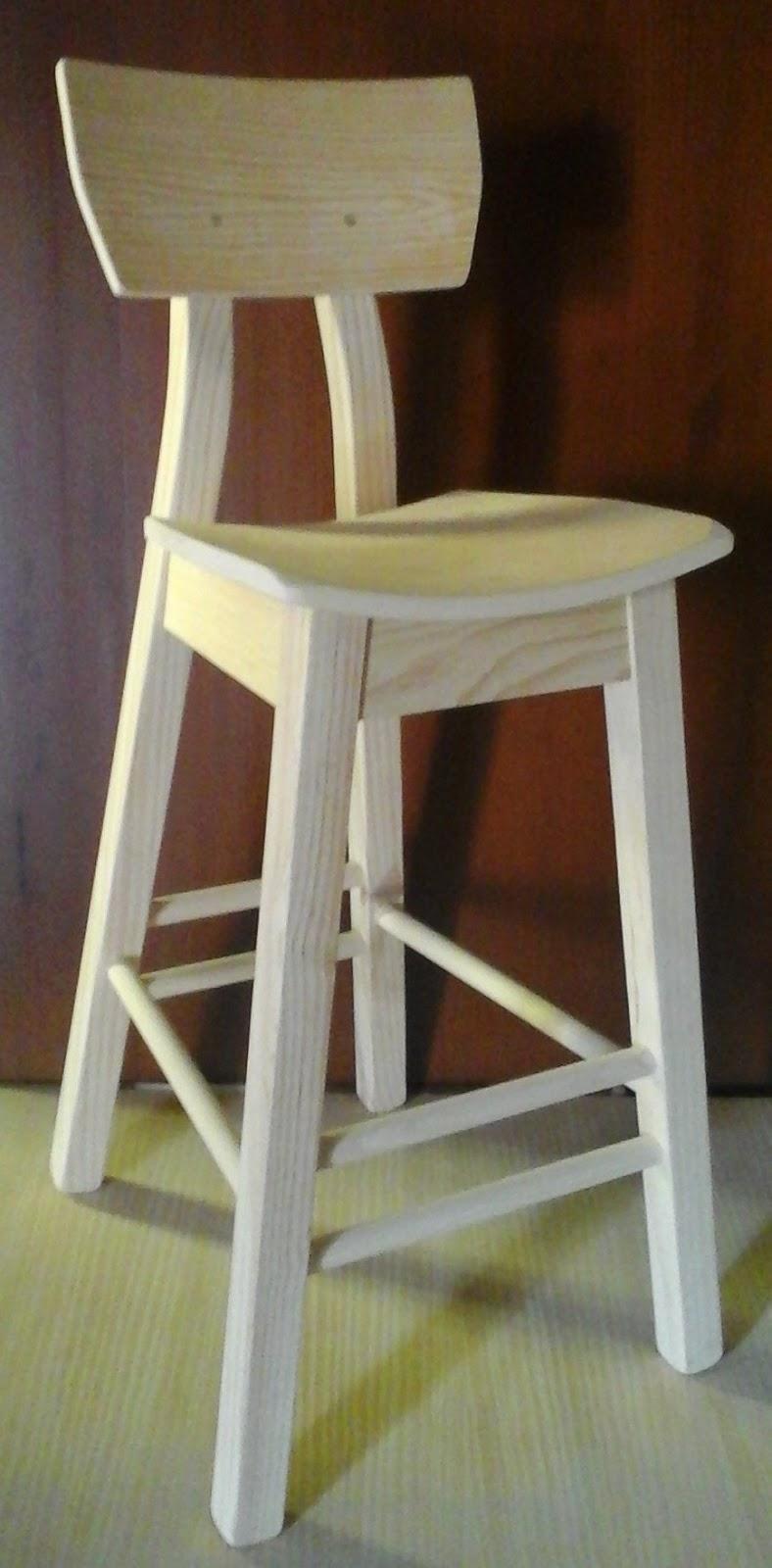 Fabrica de sillas de madera pauli sillas y mesas de for Bar madera rustica