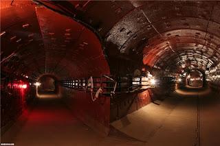 бункеры Сталина