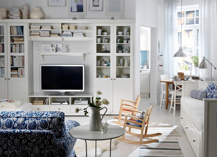 IKEA Living Room Design