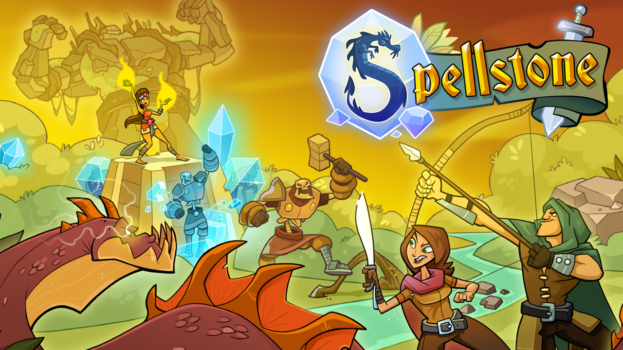 Spellstone Gameplay IOS / Android