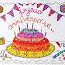 Coloriage De Gateau D'anniversaire 94