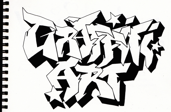 Draw Graffiti