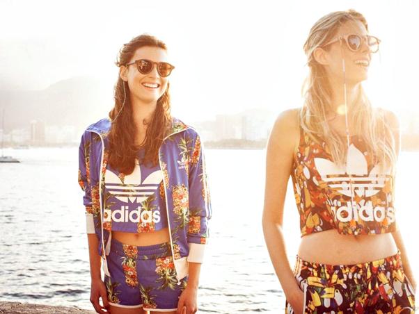 Farm + Adidas 2014 Original do Brasil