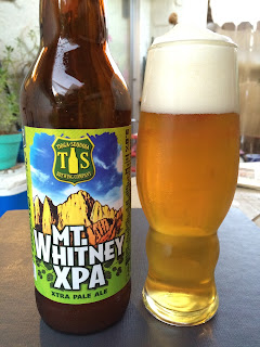 Tioga Sequoia XPA Pale Ale 1