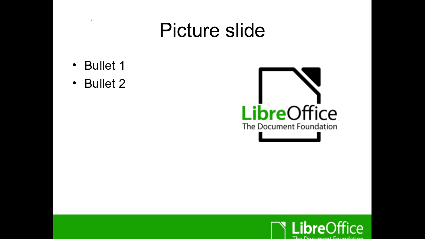 Libreoffice Impress Template : Simple Libre V.1 - Ubuntu/Linux Blog