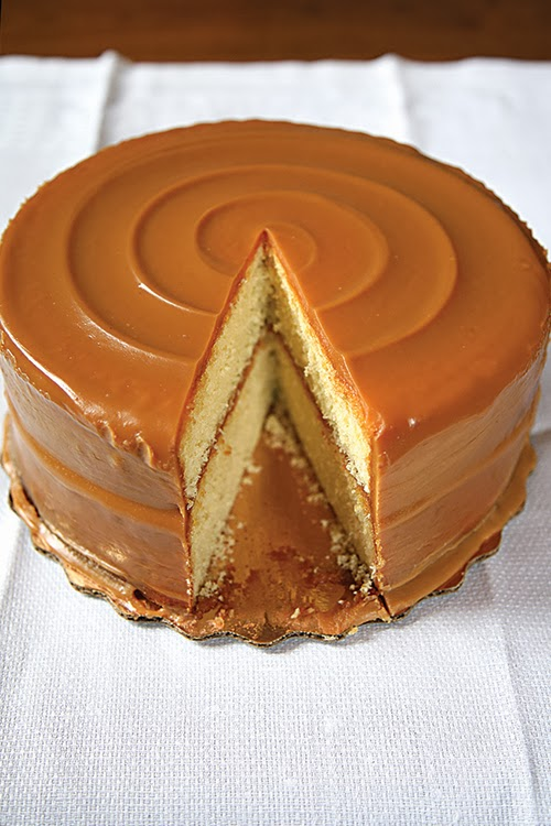 Rose's Famous Caramel Cake - Cook'n is Fun - Food Recipes, Dessert ...