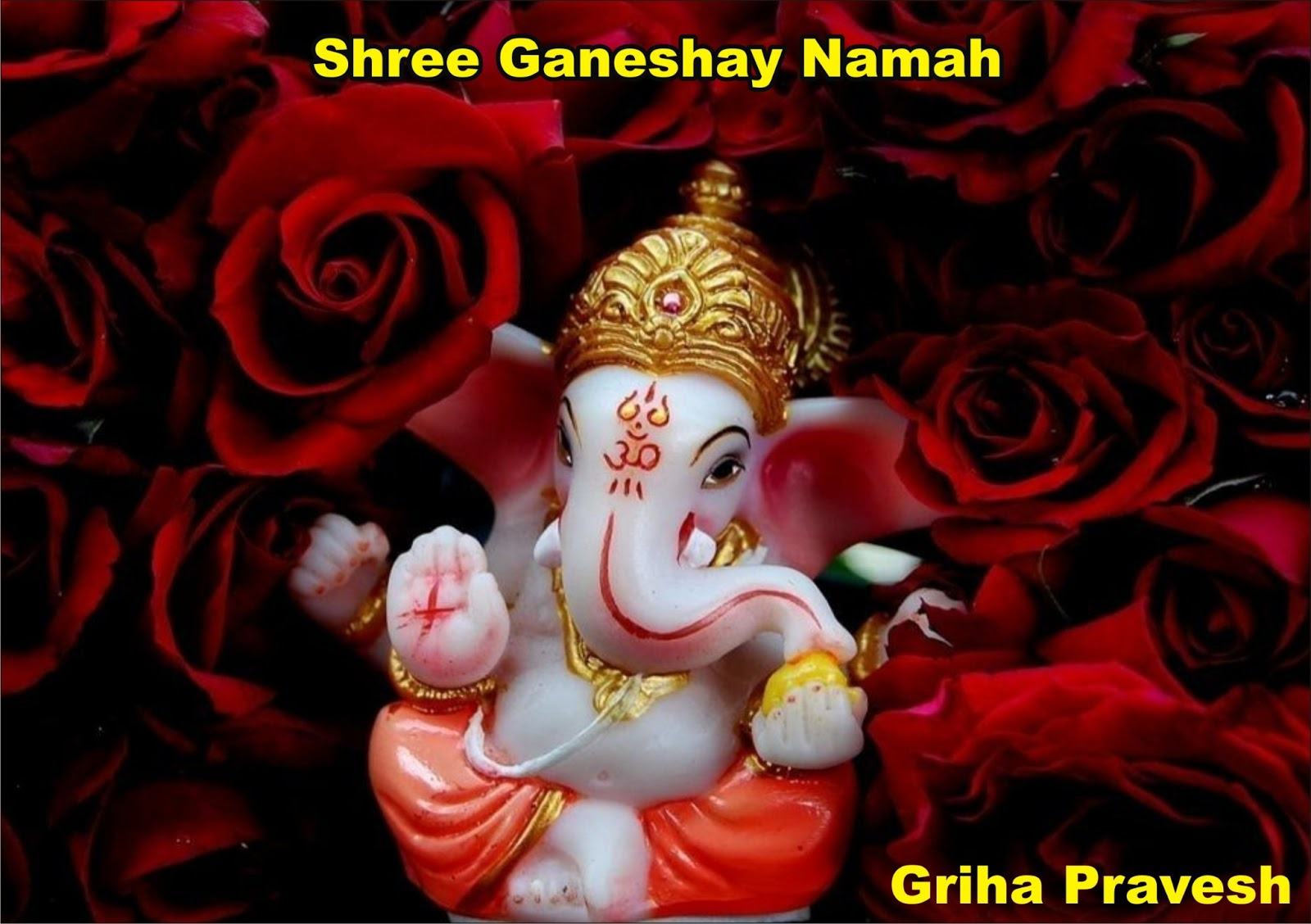 SV Arts Griha Pravesh Invitation Card – Griha Pravesh Invitation Cards