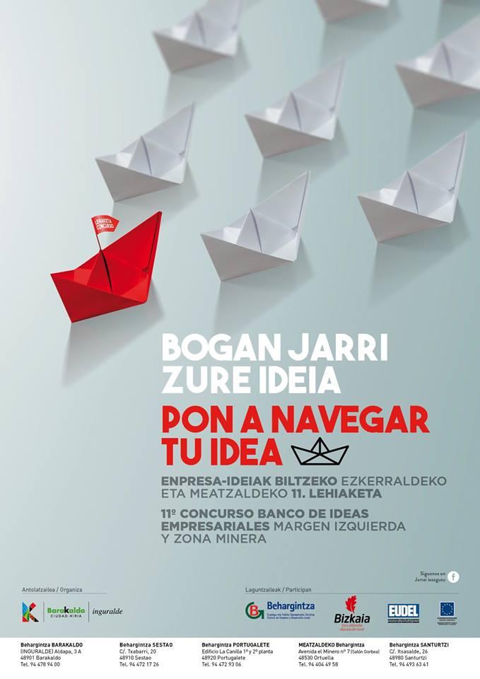 11º Concurso Banco de Ideas Empresariales de Margen Izquierda y Zona Minera