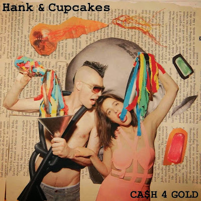 The Indies presents Hank & Cupcakes