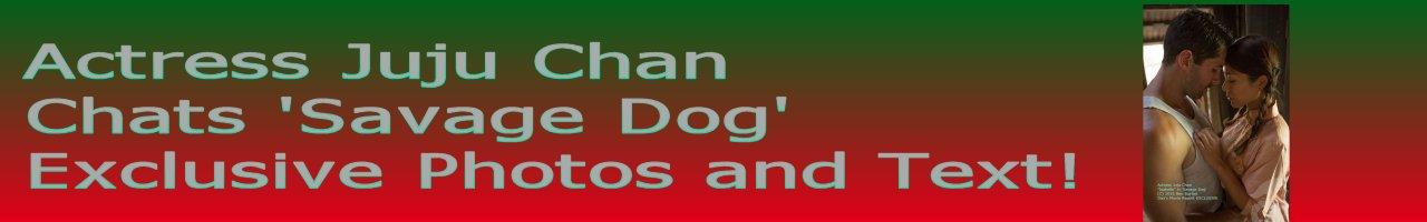 Juju Chan Chats Savage Dog