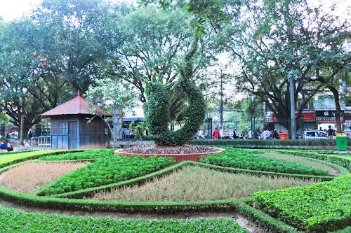 Quoc Tu Giam Park, Hanoi, Vietman