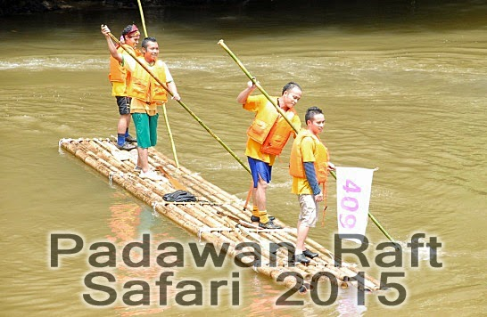Padawan Raft Safari 2015