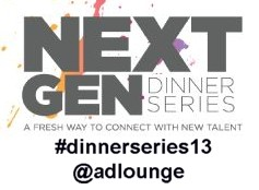 #dinnerseries may 7