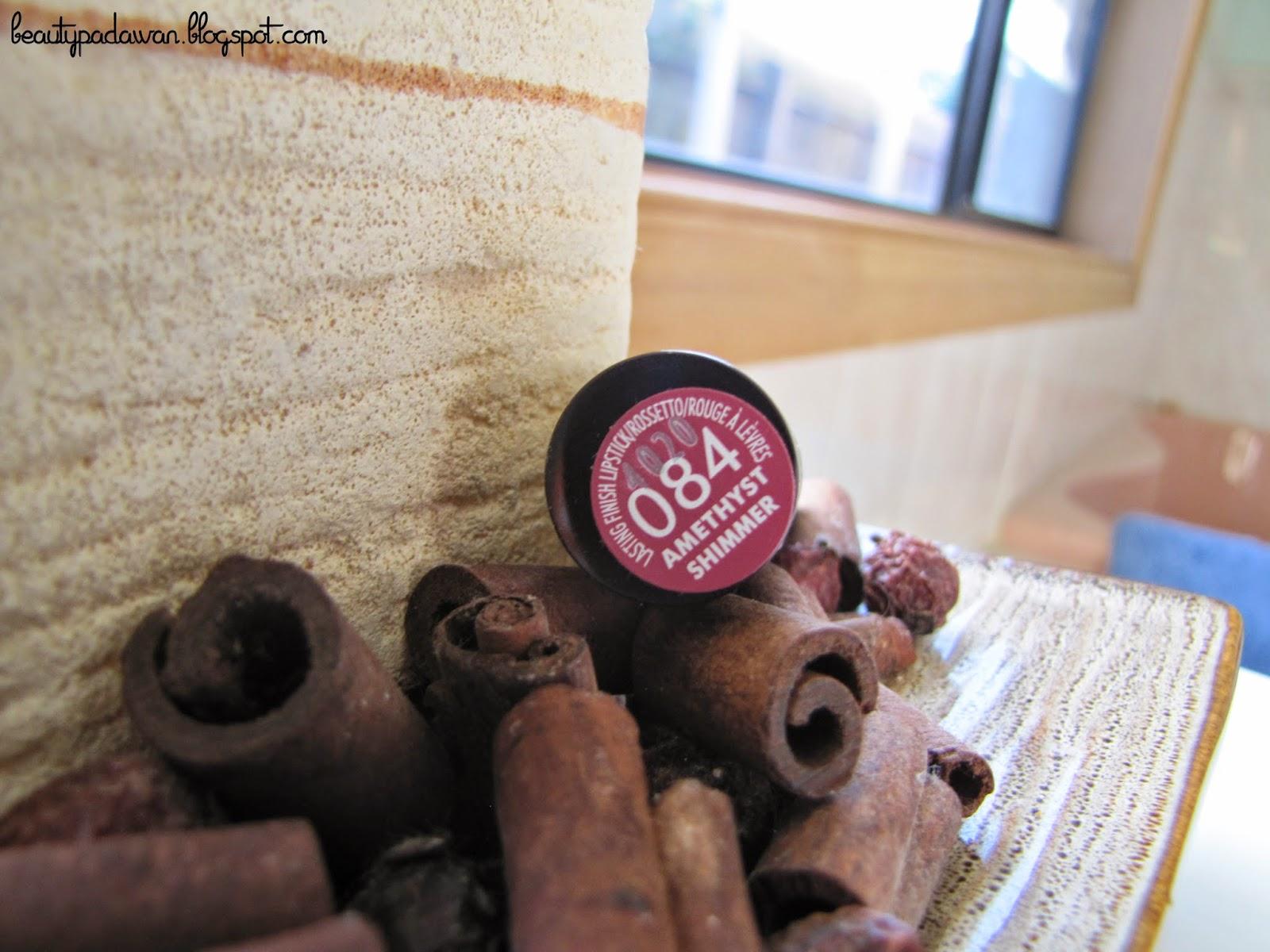 Rimmel Lasting Finish Lipstick -- 84 Amethyst Shimmer