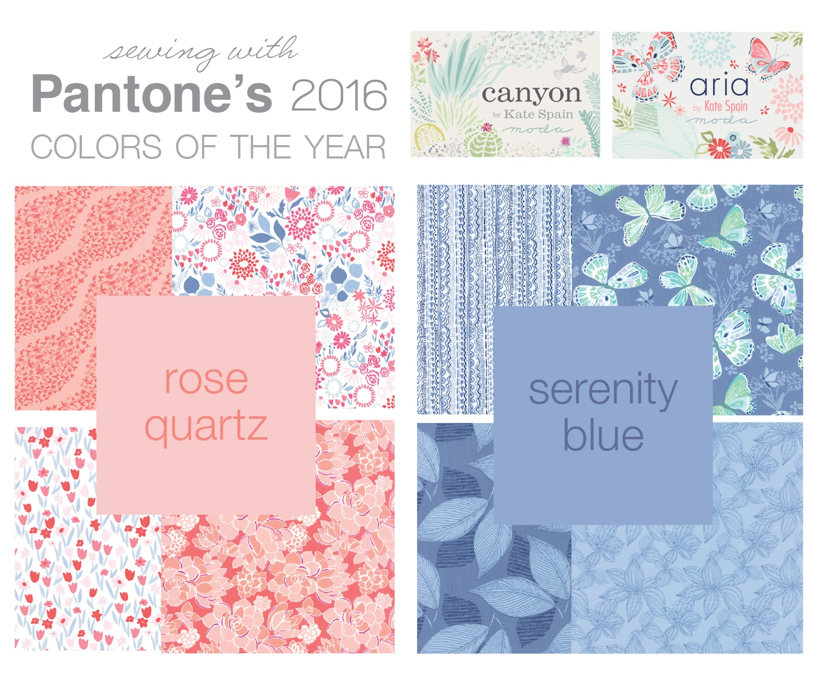 Pantone 2016: The Drawing Board: Pantone's 2016 Colors Of The Year