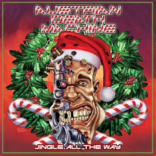 Austrian Death Machine - 'Jingle All The Way' CD EP Review (Metal Blade)