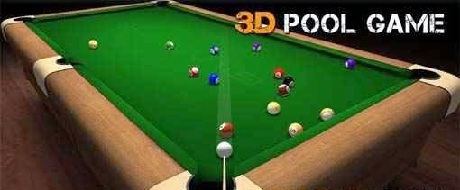 Games 3D Pool Game v1.0.0 APK Terbaru