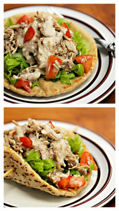 Slow Cooker from Scratch®: Slow Cooker Middle Eastern Garlic Chicken ...