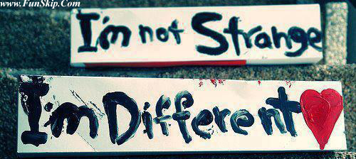 i am different  I Am Different Cover Photos