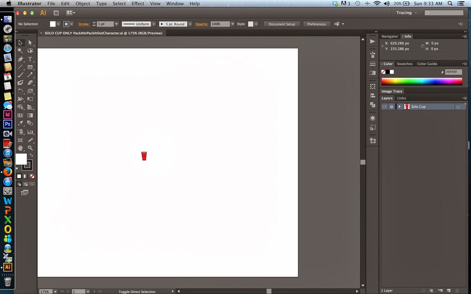Vector images in illustrator