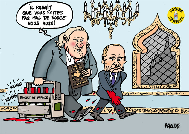 Depardieu-Poutine-Placide