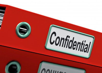 Get confidential information about a website