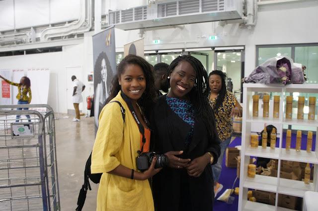 African Fashion Week in London 2015