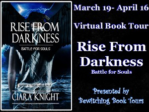 {Excerpt} Rise from Darkness by Ciara Knight