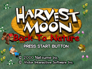 Download Harvest Moon Back To Nature PS1 (Versi Indonesia)