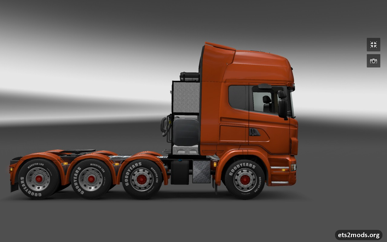 euro truck simulator game save