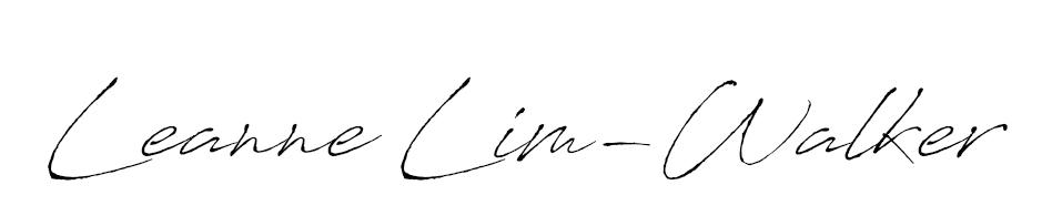 Leanne Lim-Walker