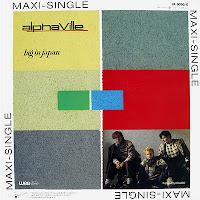 Alphaville - Big In Japan (Vinyl,12\'\',45 RPM ) (1984)