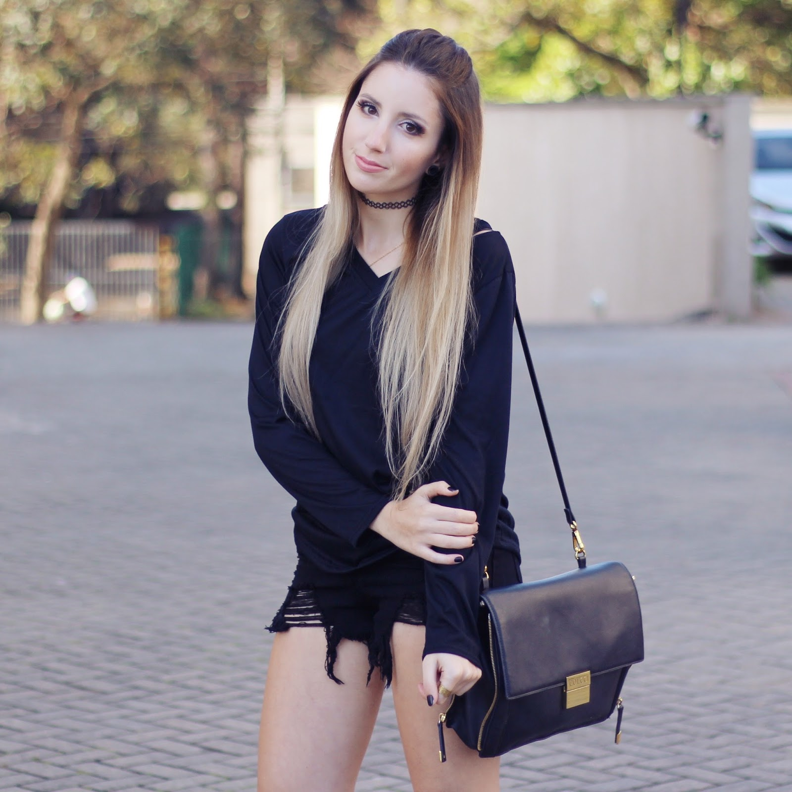look do dia total black