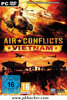 Air Conflicts Vietnam for PC Full Game Download
