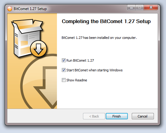 BitComet-Setup-Completed