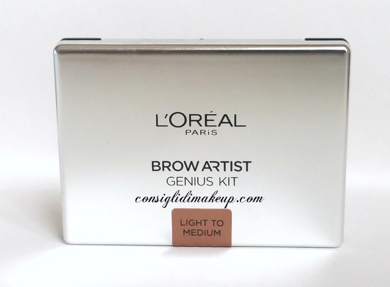Review: Brow Artist Genius Kit - L'Oreal