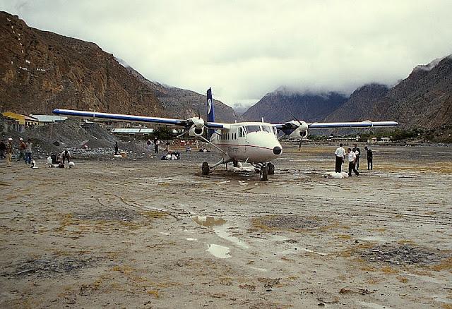 Airport Jomsom